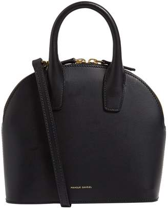Mansur Gavriel Mini Leather Top Handle Bag