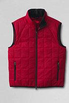 Classic Men's Big Primaloft Packable Insulated Vest-True Blue