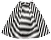 Nicholas Striped Knee-Length Skirt