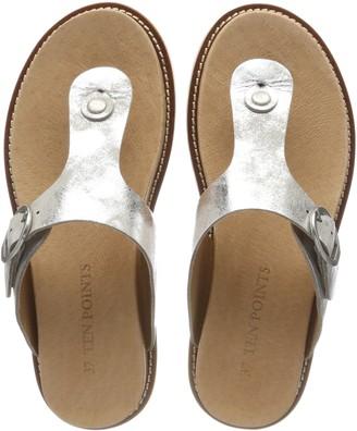 TEN POINTS Women's Sandra Open Sandals
