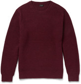 J.crew - Seed-stitch Cotton Sweater
