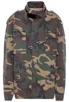 Yeezy Camouflage-printed jacket (SEASON 4)