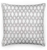 "Hotel Collection Finest Crescent Beaded 18"" Square Decorative Pillow, Created for Macy's Bedding"