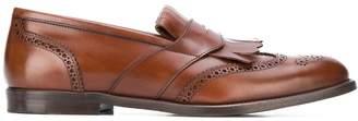 Brunello Cucinelli fringe loafer