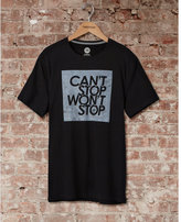 Express one eleven can't stop graphic t-shirt