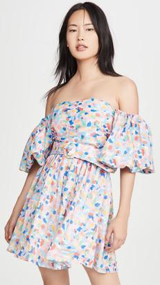 PALOMA BLUE Hannah Dress
