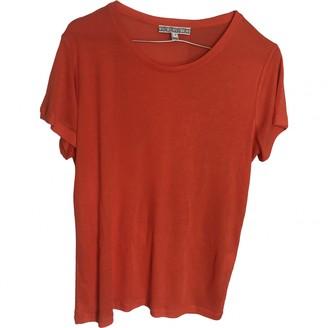 Dagmar Orange Top for Women