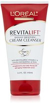 L'Oreal RevitaLift Radiant Smoothing Facial Cream Cleanser 5 Fl. Oz