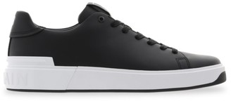 Balmain B Court Low-Top Sneakers