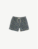 MC2 Saint Barth Pineapple print swim shorts 4-16 years