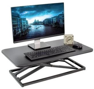 Vivo Economy Desktop Monitor Riser Height Adjustable Standing Desk