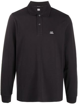 C.P. Company Long-Sleeve Polo Shirt