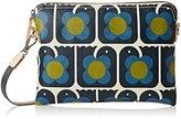 Orla Kiely Love Birds Print Travel Pouch