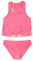 Gossip Girl Girl's 'Festival Fringe' Two-Piece Swimsuit