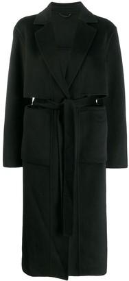Études Single Breasted Coat