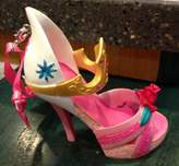 Disney Parks Aurora Sleeping Beauty Shoe Figurine Ornament NEW