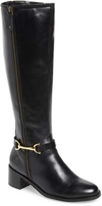 Carvela Comfort Waffy Knee High Riding Boot