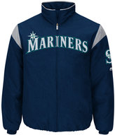 Majestic Men's Seattle Mariners On-Field Thermal Jacket