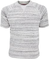 Bench Mens Likely Turned Up Sleeves T-Shirt (Grey)