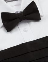 Marks And Spencer Bow Tie & Cummerbund Set