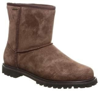 BearPaw Dante Wool Lined Suede Boot