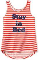 Old Navy Jersey Sleep Tank for Girls
