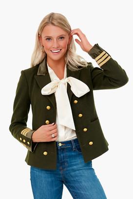 Estella Metallic Braided Jacket