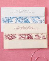 Toile Self-Seal Envelopes