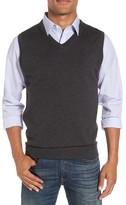 Nordstrom Men's Big & Tall Merino Sweater Vest