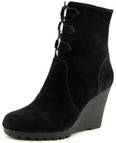 MICHAEL Michael Kors Rory Boot Women US Size 11 Black Suede Ankle Boot