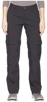 Royal Robbins Bug Barrier Discovery Zip N' Go Pants (Jet Black) Women's Casual Pants