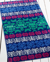 Martha Stewart Collection Malibu Garden Beach Towel