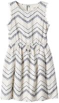 Girls 4-7 SONOMA Goods for LifeTM Zig Zag Dress