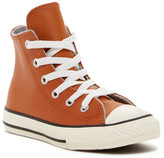 Converse Chuck Taylor® All Star® Leather High Top Sneaker (Baby, Toddler & Little Kid)