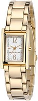 Miss Sixty SQF005 33mm Gold Steel Bracelet & Case Mineral Women's Watch