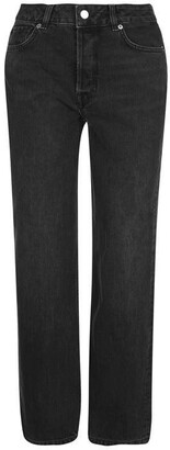 Selected Kate Grey Jeans