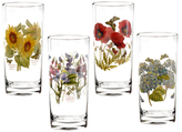Portmeirion Botanic Garden Highball Glasses (Set of 4)