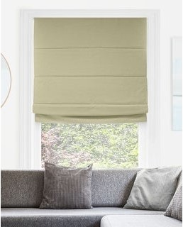 Chicology Cordless Roman Shades, Blackout