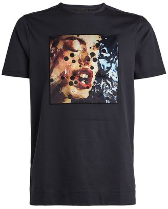 Limitato Touch Down By Giuliano Bekor T-Shirt
