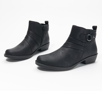 Earth Easy Street Ankle Boots - Shanna