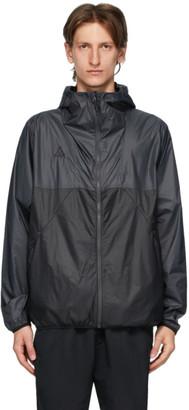 Nike ACG Grey and Black ACG Jacket