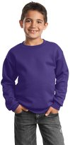Port & Company Boys' Crewneck Sweatshirt M