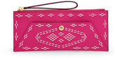 Henri Bendel West 57th Lace Stitching Travel Pouch