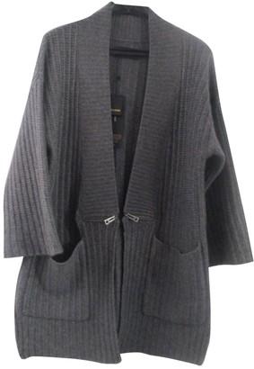 Zadig & Voltaire Grey Cashmere Jacket for Women