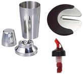 Tablecraft 3-Piece Barware Set