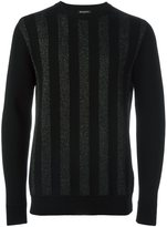 Balmain stripe design jumper