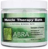 Abra Muscle Therapy Bath by 17 oz Bath Powder)