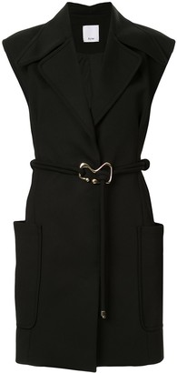 Acler Osman tailored-fit mini dress