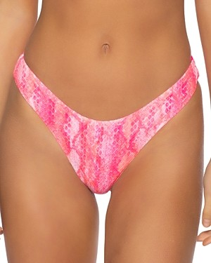 Isabella Rose Vienna Bondi Textured Bikini Bottoms