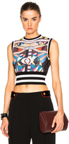 Givenchy Crazy Cleopatra Printed Knit Top